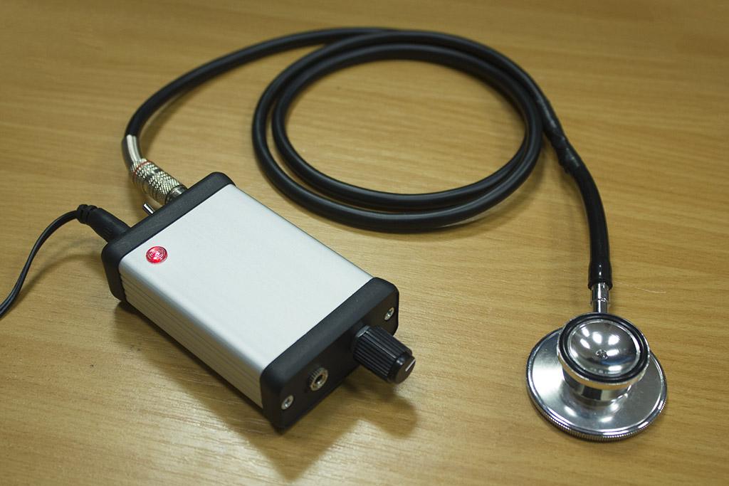 Audio Stethoscope